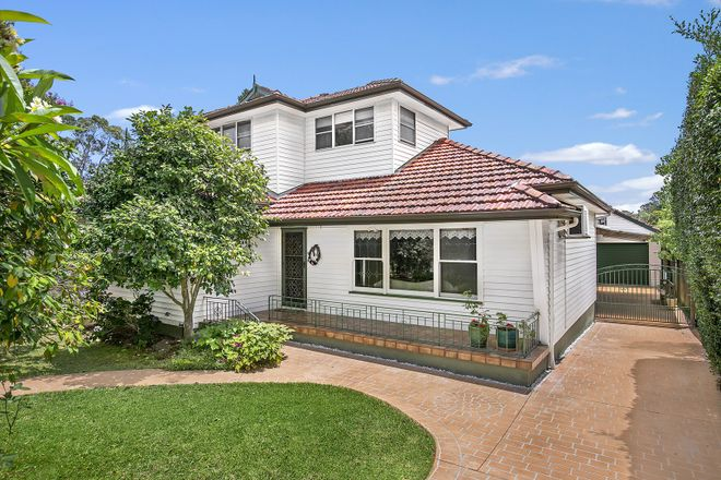 Picture of 10 Willow Crescent, RYDE NSW 2112