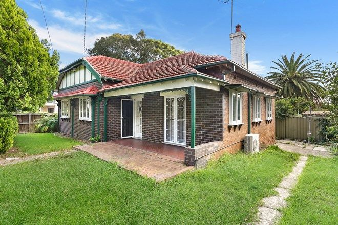Picture of 2 Manson Road, STRATHFIELD NSW 2135