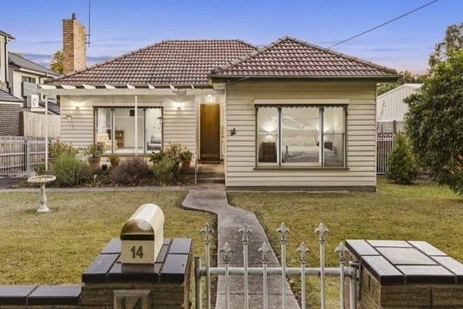 Picture of 14 Sweetland Road, BOX HILL VIC 3128