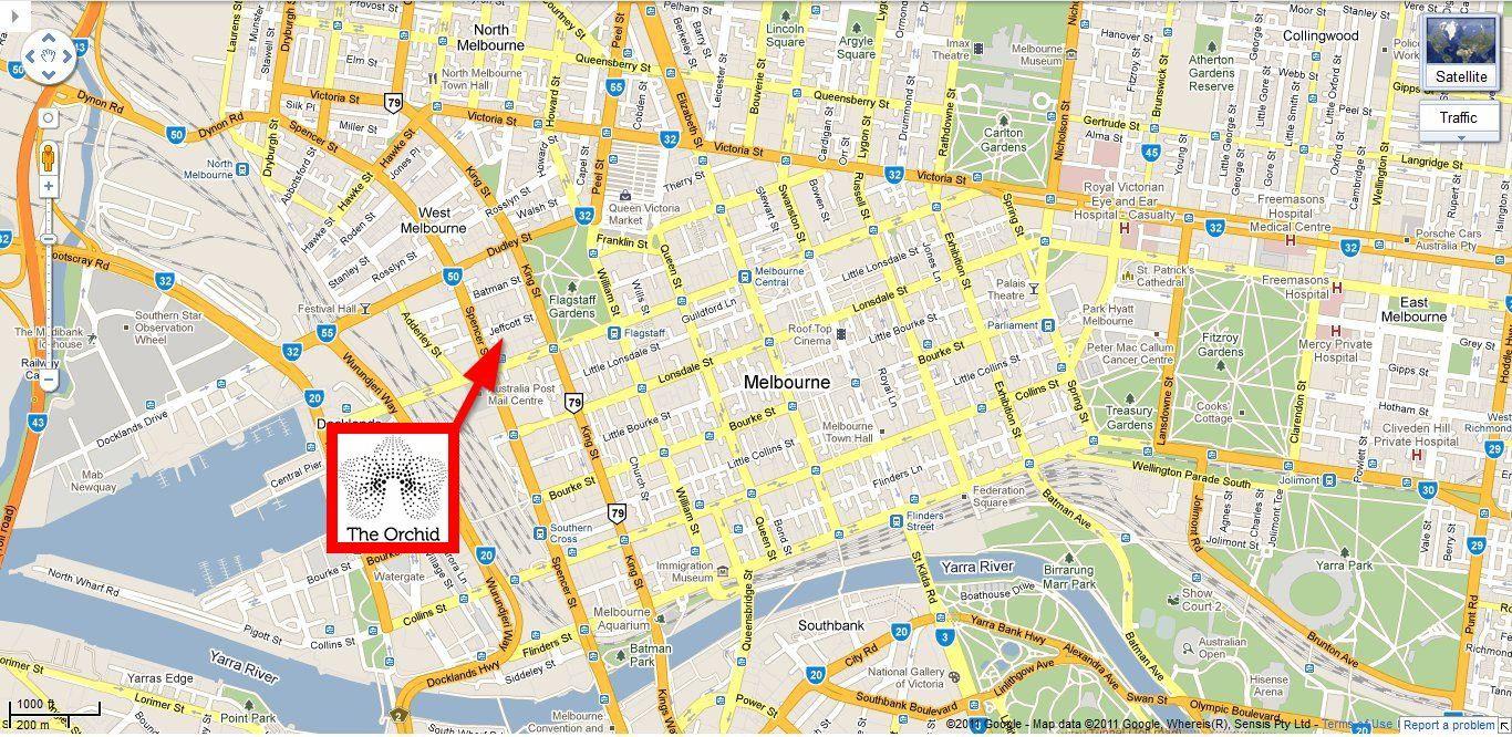 306/55 Jeffcott Street, West Melbourne VIC 3003, Image 2
