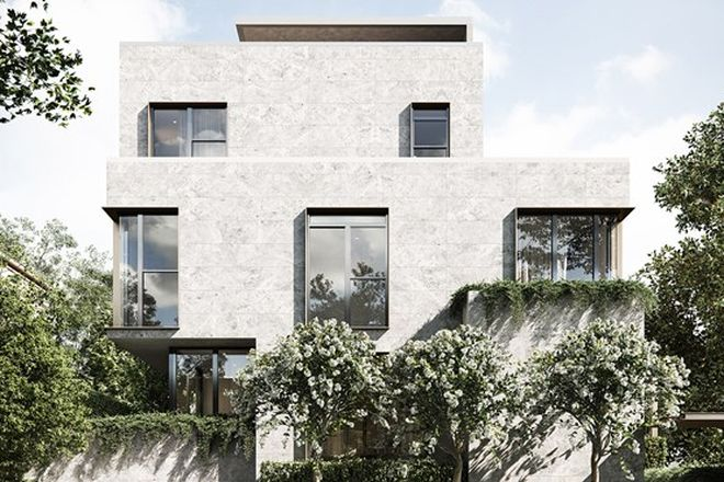 Picture of Residence1/6 Darling Street, SOUTH YARRA VIC 3141