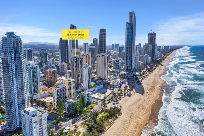 Picture of 2110/18 Hanlan Street, SURFERS PARADISE QLD 4217