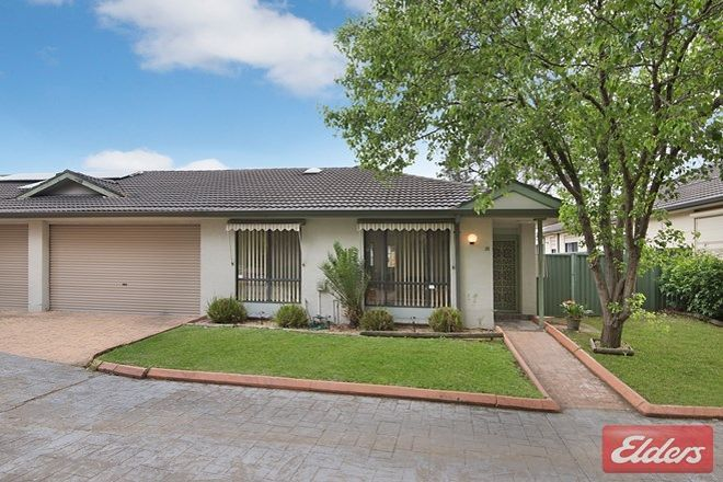 Picture of 31/153 Toongabbie Road, TOONGABBIE NSW 2146