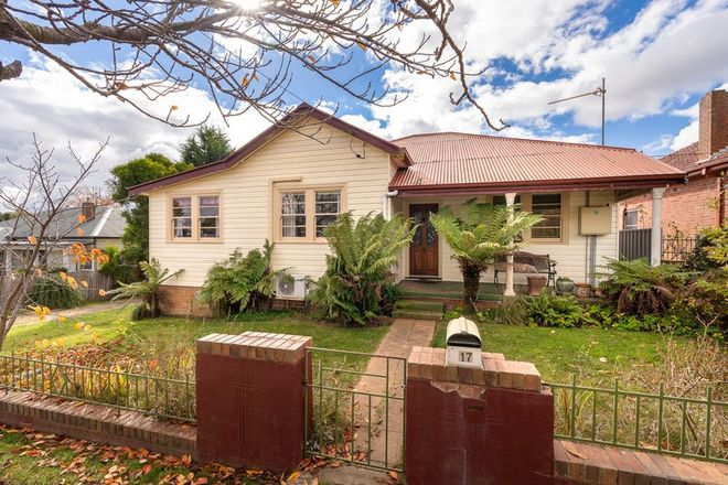 Picture of 17 Carrington Avenue, OBERON NSW 2787