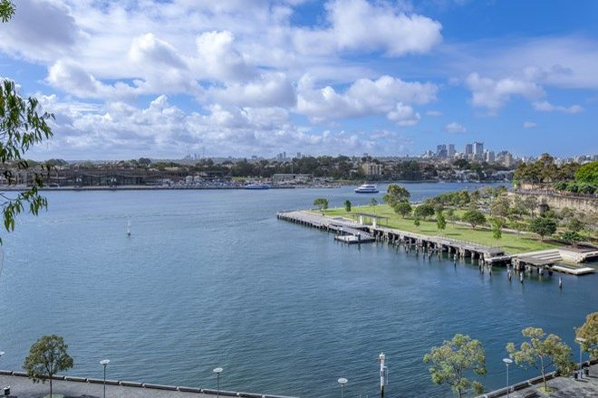 Picture of 801/42 Refinery Drive, PYRMONT NSW 2009