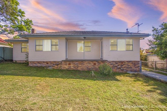 Picture of 1 Wade Avenue, ARMIDALE NSW 2350