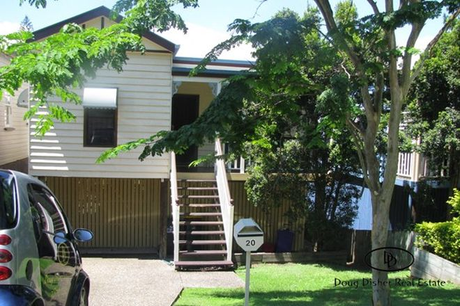 Picture of 20 Ivy Street, TOOWONG QLD 4066