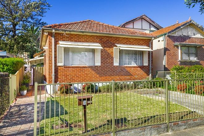 Picture of 8 Eve Street, STRATHFIELD NSW 2135