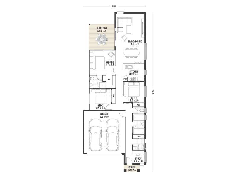 Lot 44, 323 323 Albany Creek Road, Bridgeman Downs QLD 4035, Image 1