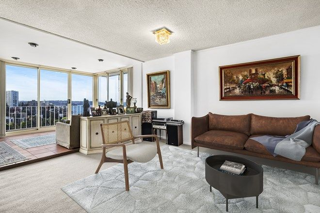 Picture of Penthouse/365a Edgecliff Road, EDGECLIFF NSW 2027