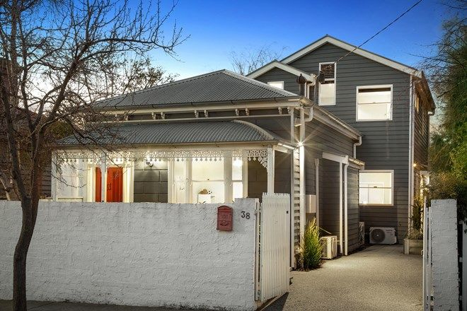Picture of 38 Edward Street, ELSTERNWICK VIC 3185