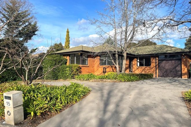 Picture of 15 Thomson Street, CHIFLEY ACT 2606