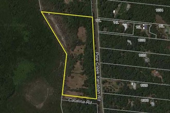 Picture of Lot 4 Pine Creek Road, EAST TRINITY QLD 4871