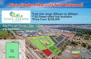 Picture of Lot 1703 Hickman Drive, Piara Waters WA 6112