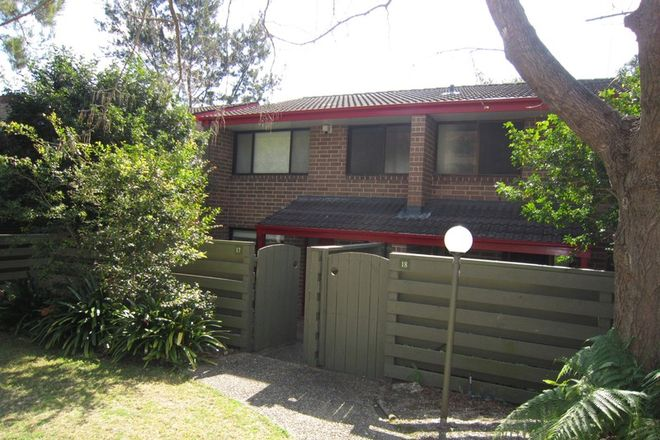 Picture of 17/8 Tuckwell  Place, MACQUARIE PARK NSW 2113