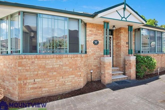 Picture of 23A Darcy Road, WESTMEAD NSW 2145