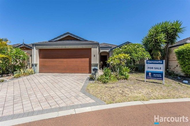 Picture of 5 St Helens Grove, LANDSDALE WA 6065