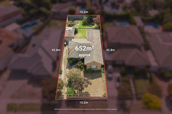 Picture of 14 Bruce Street, STRATHMORE VIC 3041