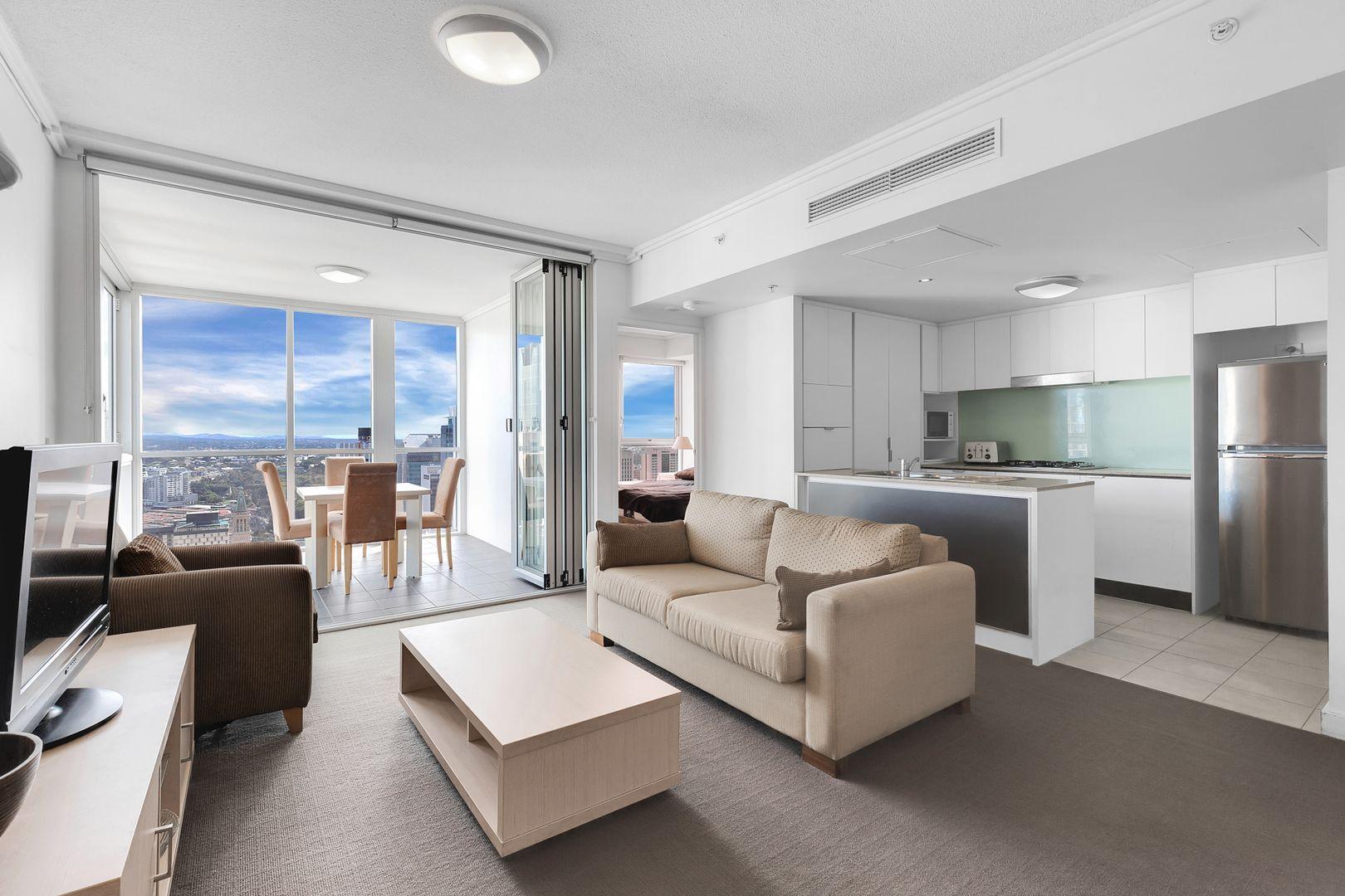 2 bedrooms Apartment / Unit / Flat in 4003/108 Albert St BRISBANE CITY QLD, 4000