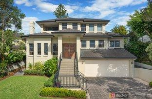 Picture of 5 Larchmont Avenue, Killara NSW 2071