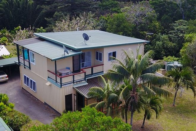 Picture of 14 Mitchells Lane, NORFOLK ISLAND NSW 2899