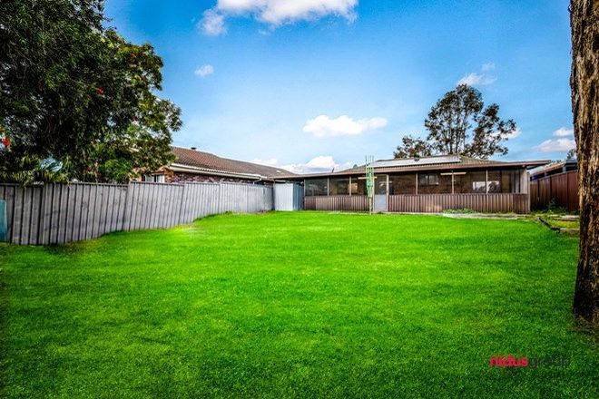 Picture of 40 Speers Crescent, OAKHURST NSW 2761