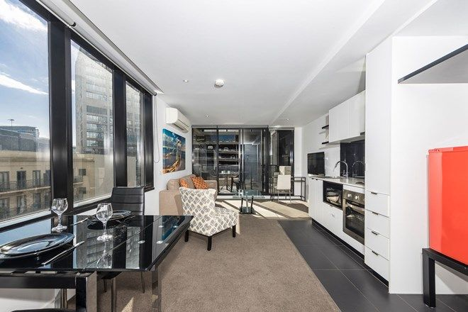 Picture of 501/7 Katherine Place, MELBOURNE VIC 3000