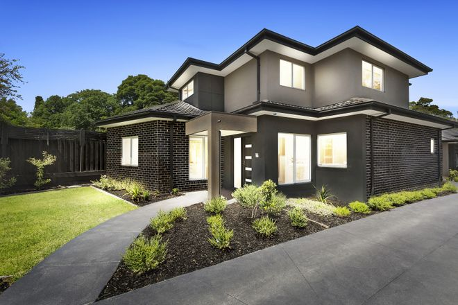Picture of 1/4 Betty Court, MOUNT WAVERLEY VIC 3149