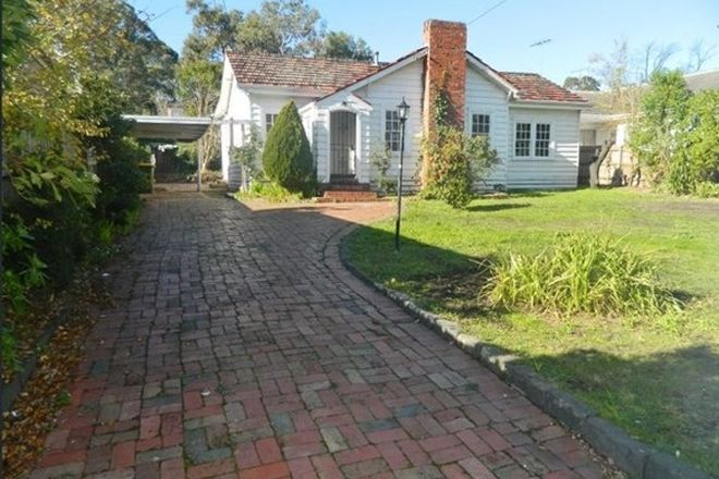 Picture of 49 Mount Pleasant Road, NUNAWADING VIC 3131