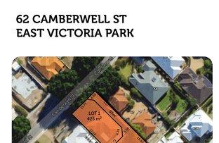 2/62 Camberwell Street, East Victoria Park WA 6101