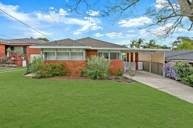 Picture of 45 Clackmannan Road, WINSTON HILLS NSW 2153
