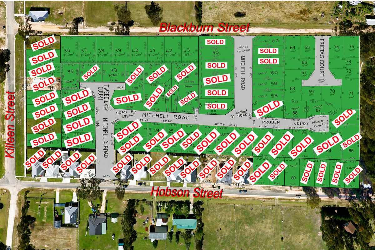 Lot 71 Frietag Court, Stratford VIC 3862, Image 0