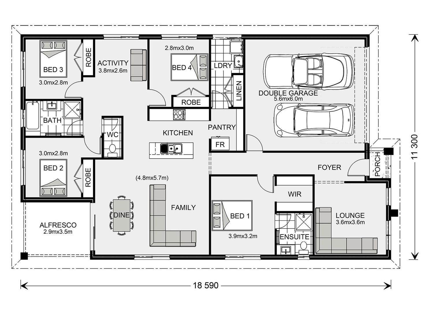Lot 520 HillView Road, Greenvale VIC 3059, Image 1