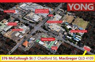 376 Mccullough Street (1 Chadford Street), Macgregor QLD 4109