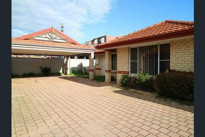 Picture of 4/12 Gregory Street, BELMONT WA 6104