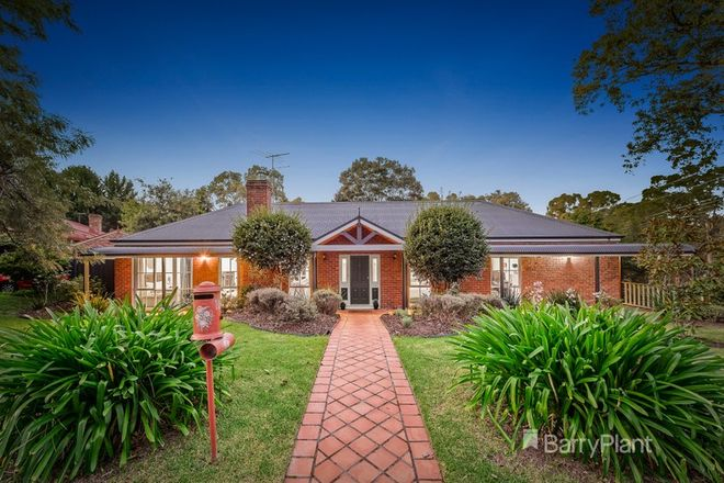 Picture of 10 Goodlet Place, ELTHAM VIC 3095