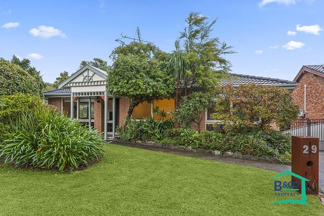 Picture of 29 Kooranga Crescent, CORDEAUX HEIGHTS NSW 2526