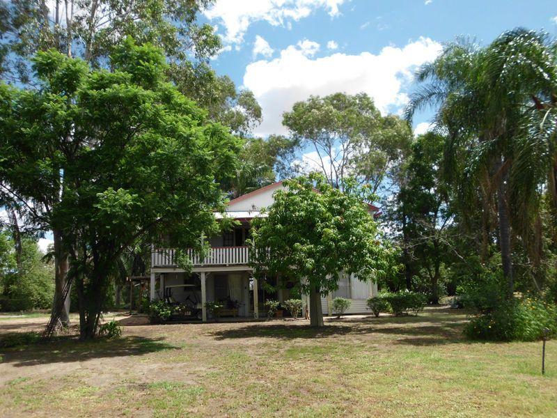 Warrego Riverside To 322 Weir Rd, Cunnamulla QLD 4490, Image 0