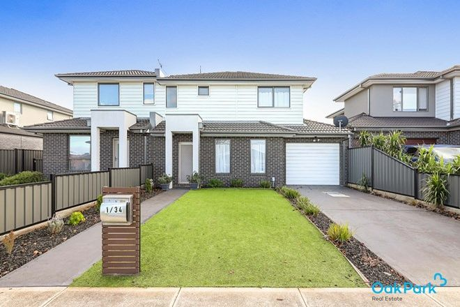 Picture of 1/34 Grandview Street, GLENROY VIC 3046