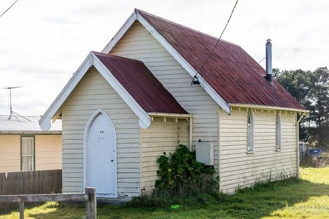 Picture of 46 Chaffey Street, GLADSTONE TAS 7264