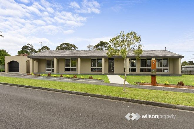 Picture of 5 James Parade, TRARALGON VIC 3844