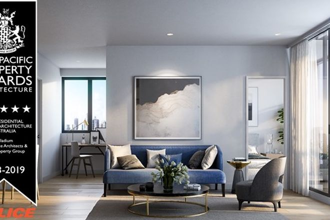 Picture of 2101/251 City Road, SOUTHBANK VIC 3006