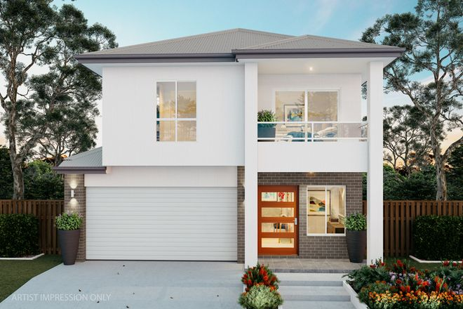 Picture of (Lot 1) 123 Panorama Drive, THORNLANDS QLD 4164