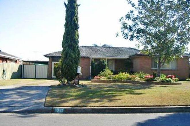 Picture of 20 Dredge Avenue, MOOREBANK NSW 2170