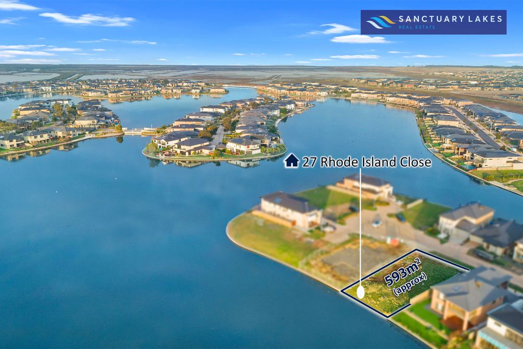 Lot 2052/27 Rhode Island Close, Sanctuary Lakes VIC 3030, Image 1