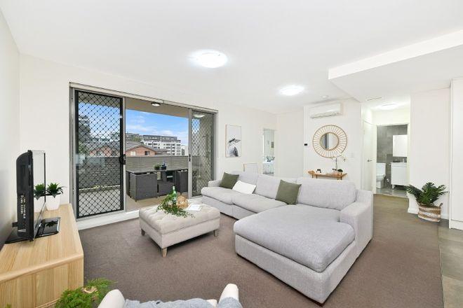 Picture of 27/19 Crane Street, HOMEBUSH NSW 2140