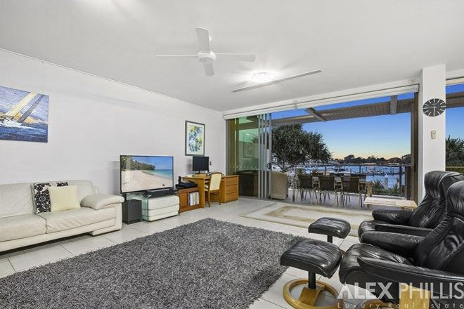 Picture of 2106 Ephraim Island Parade, PARADISE POINT QLD 4216