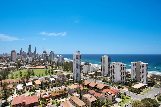 100 'Belle Maison' 129 Surf Parade, BROADBEACH QLD 4218