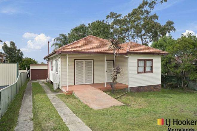 Picture of 65 Burnett Street, MERRYLANDS NSW 2160