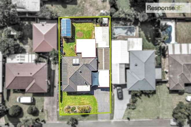 Picture of 17 Timaru Grove, SOUTH PENRITH NSW 2750